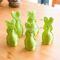 whole sale, easter rabbit egg set  for easter day, felt easter decoration, even&part decoration, eggs cover