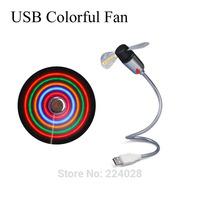 LED Mini Light-Up Handheld Fan advertising Mini USB Fan as gift for promotion,new 2014 free shipping