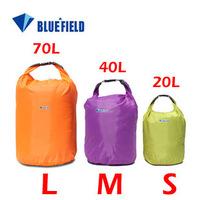 3pcs/lot 20L 40L 70L Waterproof Dry Bag for Canoe Kayak Rafting Camping Freeshipping