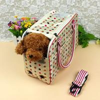 Pet Travel Bag,Crystal Crown Pet Dog Carrier Bag,Cat Dog Rabbit Pet Fashion Plus Size Carrier Bags Breathable Bag  S M L