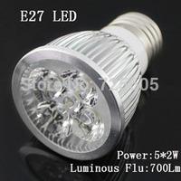 4pcs 15W LED Spotlight Bulbs aluminum lampadas led spot E27 GU10 indoor lighting free shipping