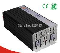 Solar energy system pure sine wave inverter 3000W DC12V or 24V to AC220V or 110V, LED display