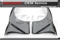 Carbon Fiber OEM Style Front Fender with Vents Fit For 2008-2013 Nissan Skyline R35 GTR