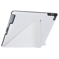 5 Shapes Magnetic Stand PU Leather case Smart cover Smartcover for iPad 2 3 4 Flip Thin Design