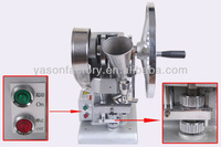 single punch tablet press pill press TDP-1.5 Powder Small Pill Press Machine for Sale with 1 set free round die