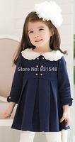 free shipping 2014 england style baby Princess  dress NO BB11
