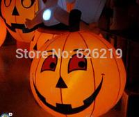 1.2M Halloween decoration outdoor LED  Inflatable  pumpkin lantern /Air Blown  Pop Up pumpkin lantern  Inflatables