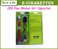 Комплекты V12 эго блистер комплект e сигареты v12 Атомайзер 650mah 900mah 1100mah ego t батарея для v12 блистер комплект электронных сигарет