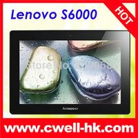 Lenovo S6000 Tablet PC MTK8125 Quad Core 10.1 Inch IPS Screen Android 4.2 1GB RAM/16GB ROM 3G WIFI GPS Bluetooth 5.0MP Camera