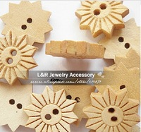 free shipping,beautiful and attractive sun flower pattern ,size 17MM*22Mm,100pcs/lot , A15 Min.order is $15 (mix order)