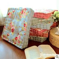 Rustic thickening cushion dining chair cushion tatami mat cushion multicolor