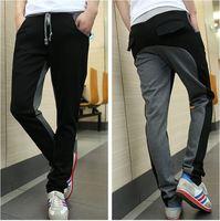 CR-70 new 2014 Autumn sports Casual fashion Harem pants Low crotch joggers men hip hop fashion baggy hip hop sweatpants skinny