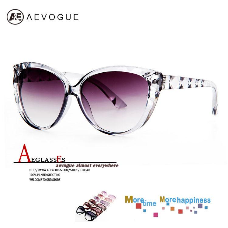Женские солнцезащитные очки AEVOGUE UV400 AE0163 женские солнцезащитные очки aevogue uv400 ae0243 oculos