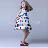 D Wholesale children's clothing children dress clothing accessories Children 2 years old children's clothing suit