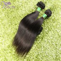 5A brazilian virgin hair straight 3/4pcs Rosa hair products brazilian striahgt hair extensions human hair weave silk straight