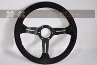 Nard1 Black Noble  Leather Series !! Racing Drafting Steering Wheels.Car-man -Build Your Car