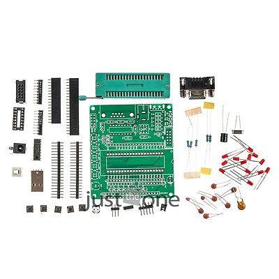 DIY Learning Board Kit Suit Parts 51/AVR MCU SCM Development Board STC89C52(China (Mainland))