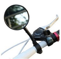 Bicycle reflector rearview mirror bicycle accessories free shipping ZXC006