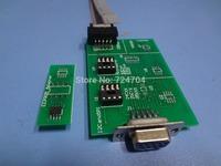 eeprom board+eeprom adapter+soic 8con  sop adapter SOP8 24C 93C SPI BIOS FLASH programming free shipping