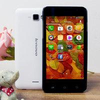 "Lenovo P780 C 5.0"" 3G Quad/Octa Core MT6582/MT6592 4GB+2GB Android 4.4 Leather Flip Case For Gift"