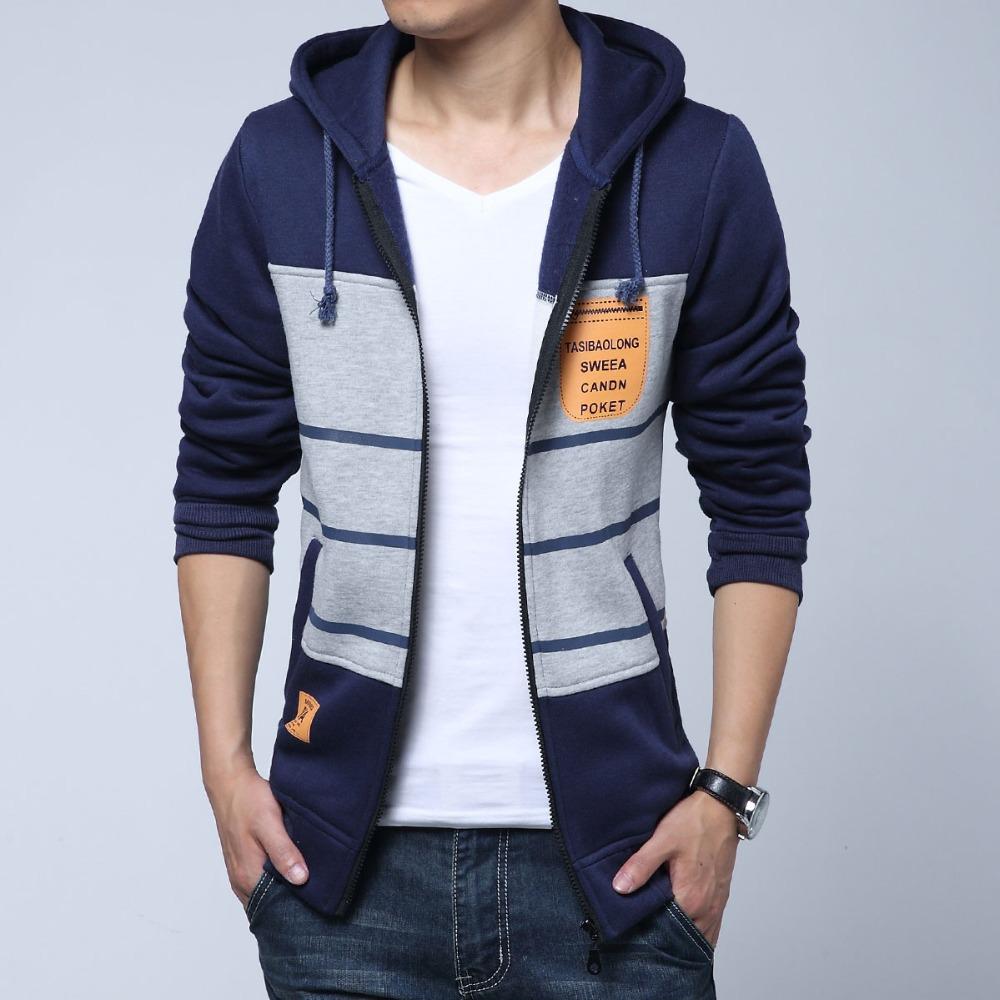 New 2014 hoodies men sportwears jackets men's hoody jacket mens hoodies and sweatshirts tracksuits M-XXXL(China (Mainland))