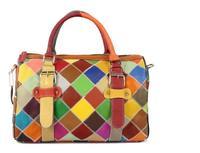 Vintage Designer Handbag genuine leather women's handbag cow leather fashion bag elegant Women Shoulder Messenger Bag 87042