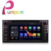 Pure Android 4.2 Car DVD Gps Radio Audio Stereo For Tooyota Corolla Camry Rav4 Hilux Yaris GPS Navi Navigation Car Pc Head Unit