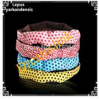 Pet Dog Nest Puppy Cat dog Soft Bed Fleece Warm House Kennel Plush Mat random color