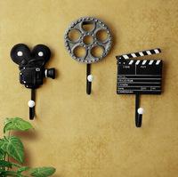 Coat hooks wall hanging home decoration set eco-friendly materials movies euqipments christmas gift
