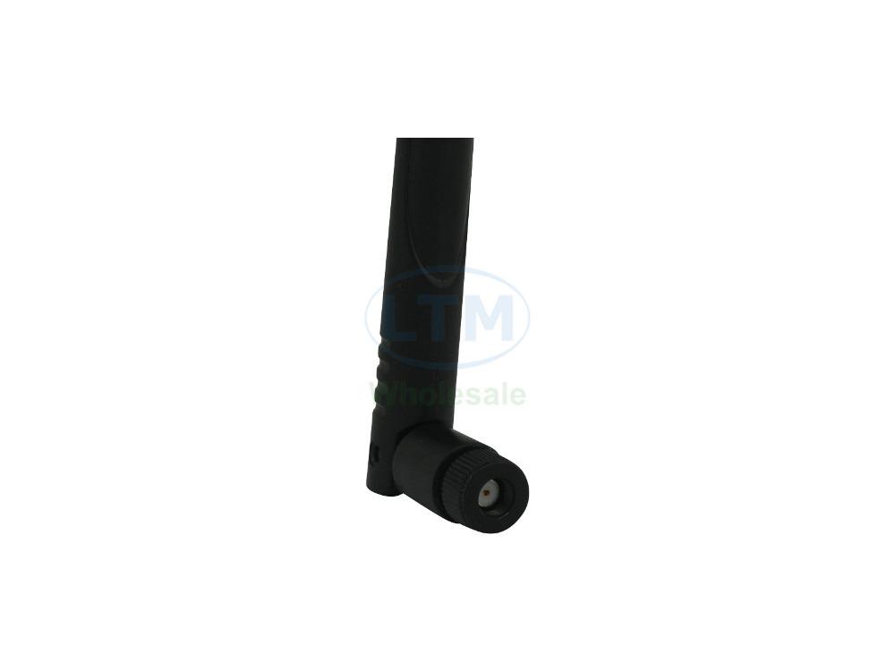2 PCS 7dBi WiFi Antenna High Gain Booster 2.4gHz Band RP-SMA(China (Mainland))