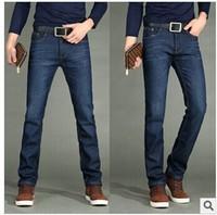 free shipping 3 colors jeans 2014 men's fashion jeans men big sale autumn clothes new fashion brand Men's pants