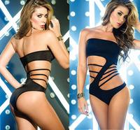 New Women's Bandage Swimwear Set  Swimsuit Bathing Suit one-piece swimming suit AnnaMu
