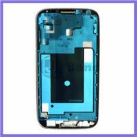 10pcs/lot Silver Front Frame Cover Bezel Panel Repair Part For Samsung Galaxy S4 i337 M919