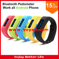 3 Color Smart Sports Bracelet original Fitbit flex health records pedometer step counter wireless sleep bracelet free ship