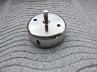 95mm Diameter Diamond Coating Tip Glass Tile Hole Saw