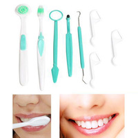 8 Piece Oral clean tools Dental Care Tooth Brush oral hygiene Oral care dental