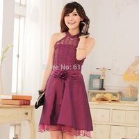 Free Shipping Uncommon 2014 Fashion Summer Celebrity Dress