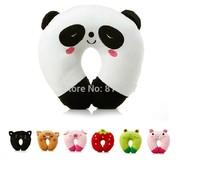 Home Supplies Cute U Shaped Healthy Massage Cartoon Pillow,Office Nap Neck Support Rest Travelling,Car Drive Pillows