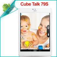 7.9 inch Cube U55GTS TALK79S MTK8312 Dual Core GPS Tablet PC Sim Card for WCDMA/GSM 8.0MP Camera Free Shipping