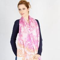 Autumn women's quality mulberry silk silk scarf oversized silk shawl scarf dual
