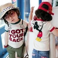 2014 summer cartoon boys clothing girls clothing baby child short-sleeve T-shirt tx-0172
