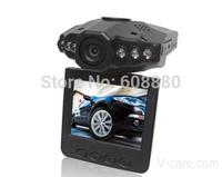 Car DVR, HD car camera recorder,car recorder,2.5'' TFT,140 degree wide angle,6 IR LED Night vision Novatek,G-sensor,CE approval!