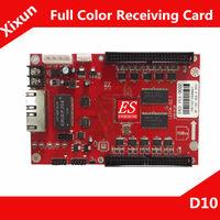 Brand New ! D10 Receiving Card LED Display Panel P10 Support MAX 320 x 256 Pixels P10 Modules 320pcs