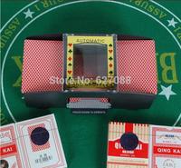 shuffling machines machine Electric Plastic shuffler Bar poker shuffle gathering toys Practical Jokes