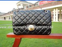 Double Flap Bags Famous Designer Brands High Quality Women Handbags and Purses Medium Size Day Clutch Messenger Shoulder Tote