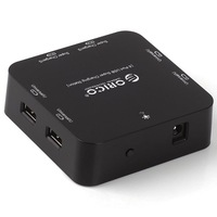 ORICO DCP-6U 48W USB 6 Ports Wall Charger with 12V4A AC Power Adapter For Apple iPhone 4 4s 5 5s 5c Family-Sized Desktop charger