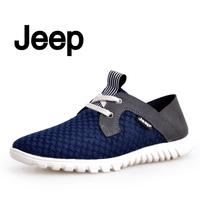 Quinquagenarian men's shoes breathable net cotton-made shoes summer male sport shoes soft outsole wear-resistant sandals plus