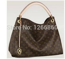2014 dame mode designer-handtasche weiß azur künstlerisch tasche n41174 n41173 künstlerisch mm gm(China (Mainland))