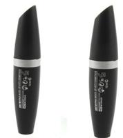 Free shipping Magic Natural False Lash Mascara Makeup Black Fiber Eyelash Mascara Eye Lashes