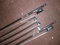5 PCs High Quality Strong Balanced Carbon Fiber Violin Bow 010#